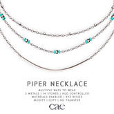 Cae :: Piper :: Necklace [bagged]