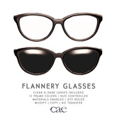 Cae :: Flannery :: Glasses [bagged]