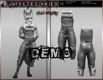 *IS DEMO* Ark Outfit Furry *New Sizes Included*