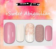 +abigailia+ Mandala mani - pink MAITREYA