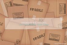 [B]Cardboard box textures