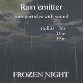 FN*Rain emitter