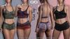 Lisa Female Bow Top FATPACK - MESH - Maitreya Lara, Slink Physique Hourglass, Belleza Freya