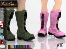 DEMOs .: RatzCatz :. Laced Boots #15