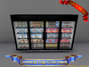Commercial fridgeX2(ice creams)-Freedom creations