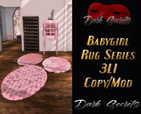 Dark Secrets - Babygirl Series Rugs