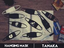 [TNK] - Hanging Mask