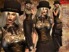 **IBITIRA STEAMPUNK STYLE COMPLET OUTFIT **