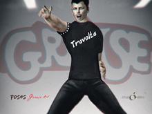 :studiOneiro: Grease 01 /travolta