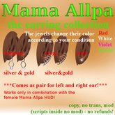 Mama Allpa the earring collection (boxed)