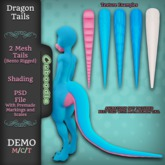 {C} Dragon Tail Base DEMO