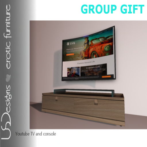USDesigns free tv and console