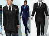 L&B - Tuxedo - Gage 3PC - Premium