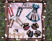 Infinity_Alice Steampunk HAT BLUE