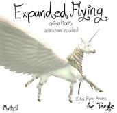 ~Mythril~ Flying Animations