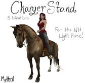 ~Mythril~ Charger set: Light Horse