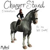 ~Mythril~ Charger set: Draft Horse