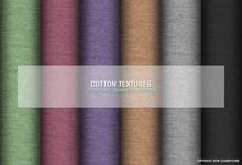 [B]Cotton textures