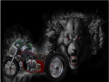 *DDC* The Beast Trike Male