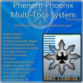 Phenom Phoenix Multi-Tool HUD