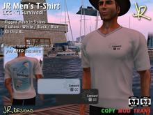 """JR Men's T-Shirt - LCC """"I Survived!"""" - 3 Color Pack"""