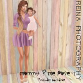 {RP} Mommy & Me Pose 1