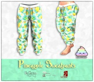 {CuteShit} Pineapple Sweatpants