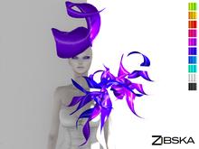 Zibska [50L Closeout] ~ Suzette Color Change Cascade