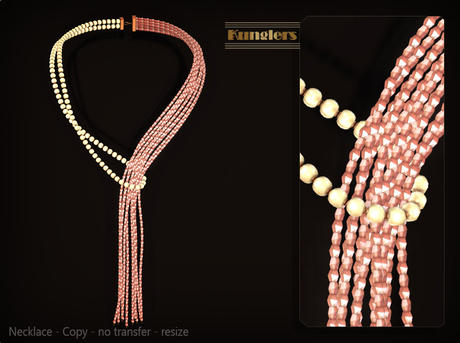 KUNGLERS - Sibilla necklace - Quartz