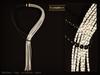 KUNGLERS - Sibilla necklace - Onyx