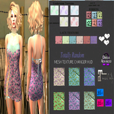 Wear me and touch   DEMO........*floral Cami fat pack*
