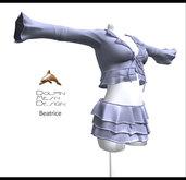 [Dolphin Design Mesh]Full permissions Beatrice