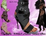 **SD**-AKASHA- Mistress Vampire Gothic High Heel Stiletto Shoes ( Promotional )