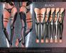 A&Y Electra Cyber Legwarmers (ADD) - Black