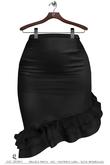 Giz Seorn - Serenity Skirt [Black]