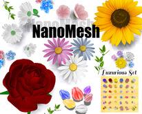 [ FULL PERM ] NANO MESH - Luxurious Set