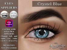 Az... Crystel Blue (EYES APPLIERS)