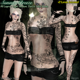::Para Designs:: Summer Breeze Tattoo