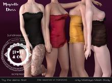 [I<3F] - Magrette Dress [undress me]
