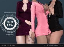 [I<3F] - Aileen Dress [undress me]