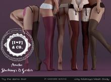 [I<3F] - Amelie Stockings & Garter