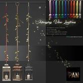 *PAN* Hanging Vine Lanterns (SET)