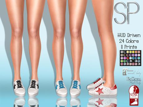 .:SP:. Ema Sneakers v1.0