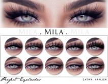 . MILA . Perfect Eyelashes (Catwa)