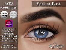 Az... Starlet Blue (EYES APPLIERS)