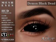 Az... Demon Black Dead (MESH EYES)