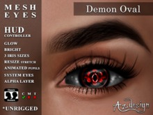 Az... Demon Oval (MESH EYES)