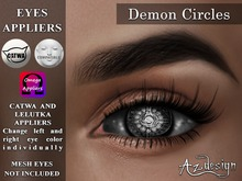 Az... Demon Circles (EYES APPLIERS)