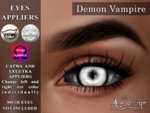 Az... Demon Vampire (EYES APPLIERS)