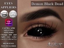 Az... Demon Black Dead (EYES APPLIERS)